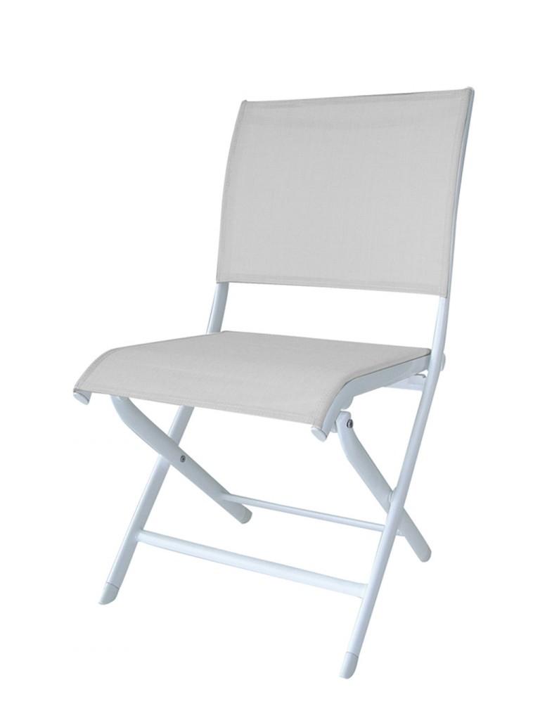 Chaise Elegance OCEO blanc