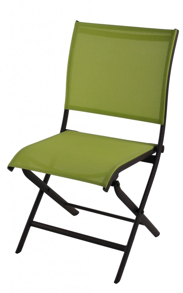 Chaise Elegance OCEO rouille-lime