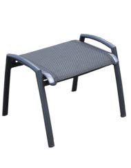 Tabouret Elegance royal-grey