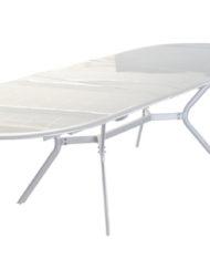 Table Brasa blanche OCEO