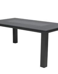 Table Florence Océo Rectangle Black