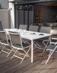 Table Azur rectangle Océo