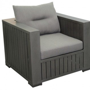 Fauteuil bas Latino ice OCEO