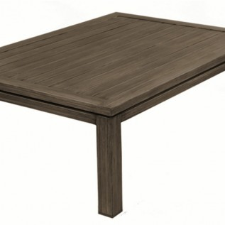 Table basse Latino brun OCEO