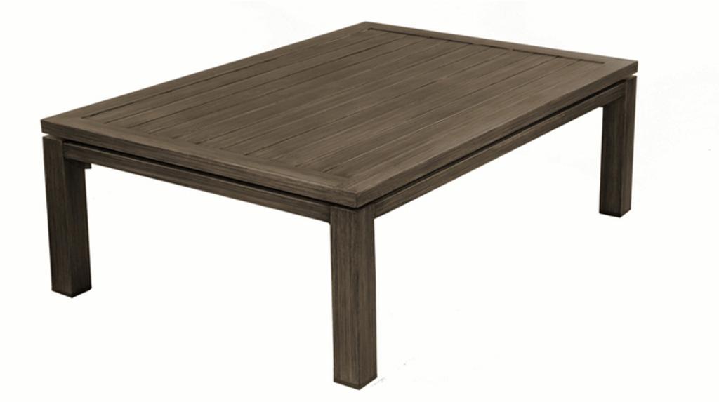 Table basse Latino brun OCEO