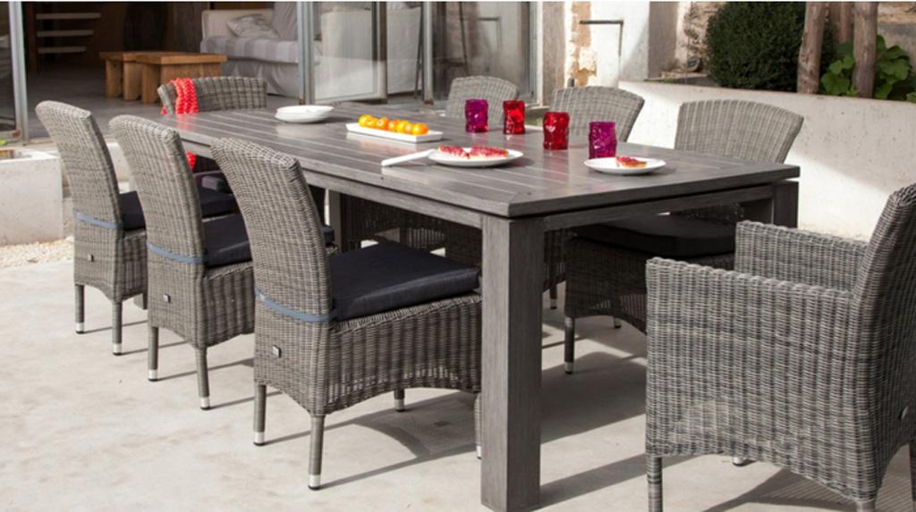 Table LATINO Océo - Sun Mobilier