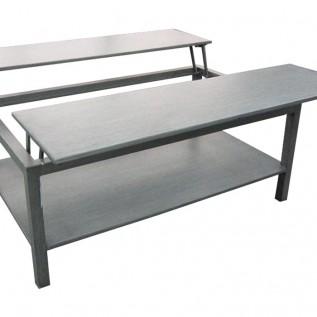 Table basse Romane ouverte