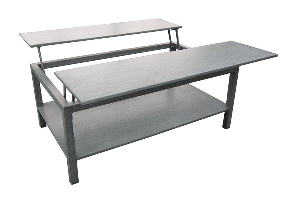 table basse romane oc o ouverte sun mobilier. Black Bedroom Furniture Sets. Home Design Ideas