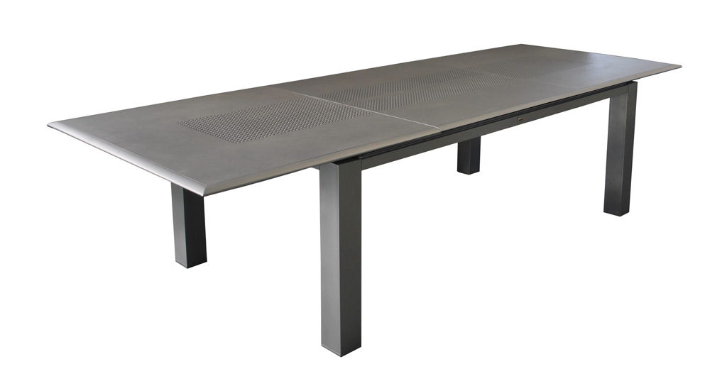 Table Florence OCEO 200-300 royal-grey