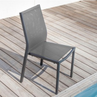 Chaise Flore OCEO gris