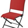 Chaise Elegance OCEO royal-rouge
