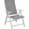 Fauteuil Elegance OCEO multipo blanc-s-argent