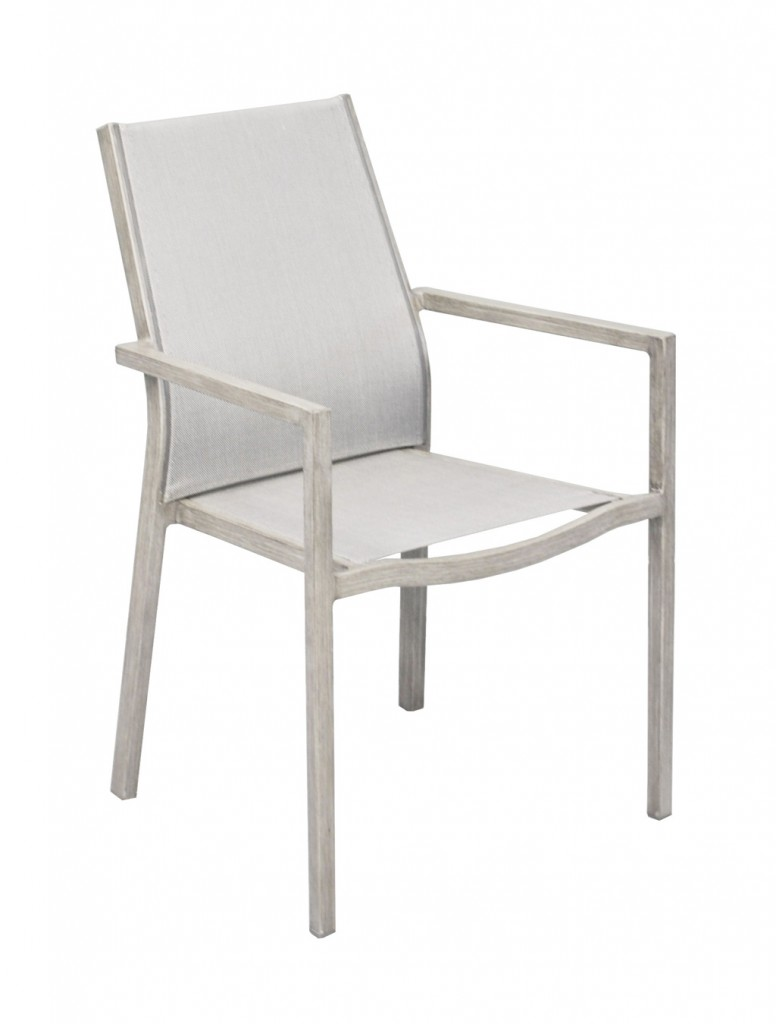 Fauteuil Flore OCEO lin