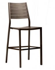 Chaise haute Latino brun OCEO