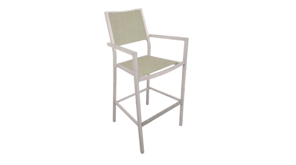 Fauteuil haut Florence OCEO grege-lin