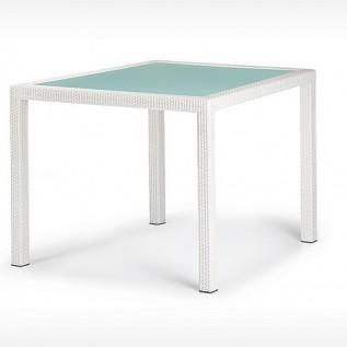 TABLE REPAS CARREE BARCELONA DEDON