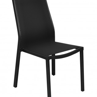 Chaise Flore OCEO noir