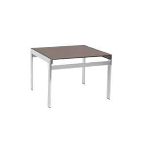 EC-INOKS TABLE BASSE POUF Sifas