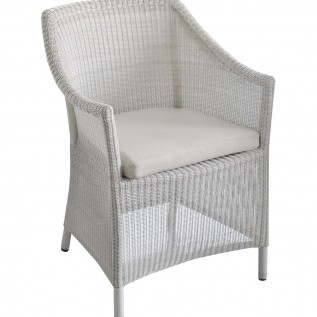 Fauteuil Chicory OCEO blanc