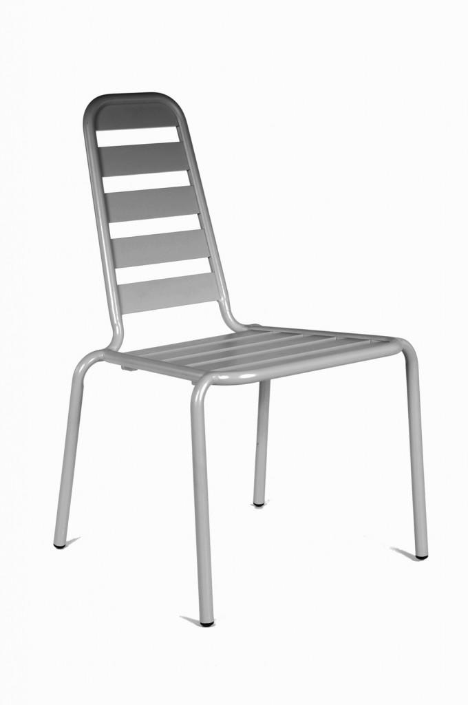 Chaise Menu grey OCEO