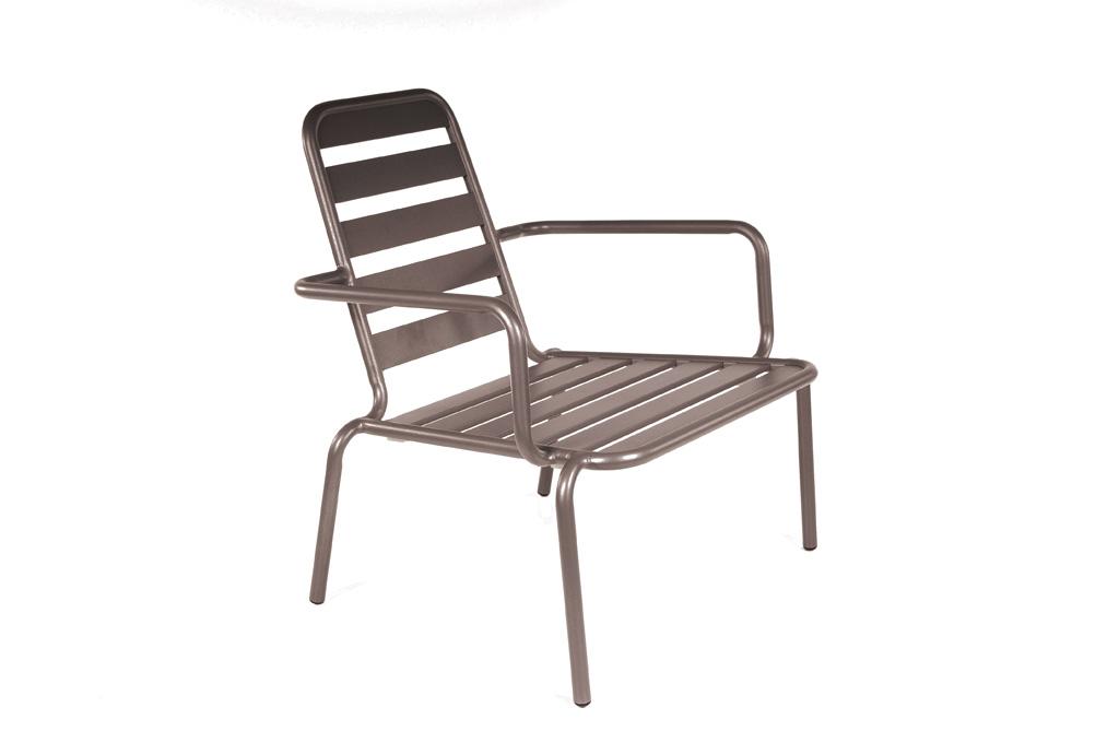 fauteuil lounge menu rouille oceo sun mobilier. Black Bedroom Furniture Sets. Home Design Ideas