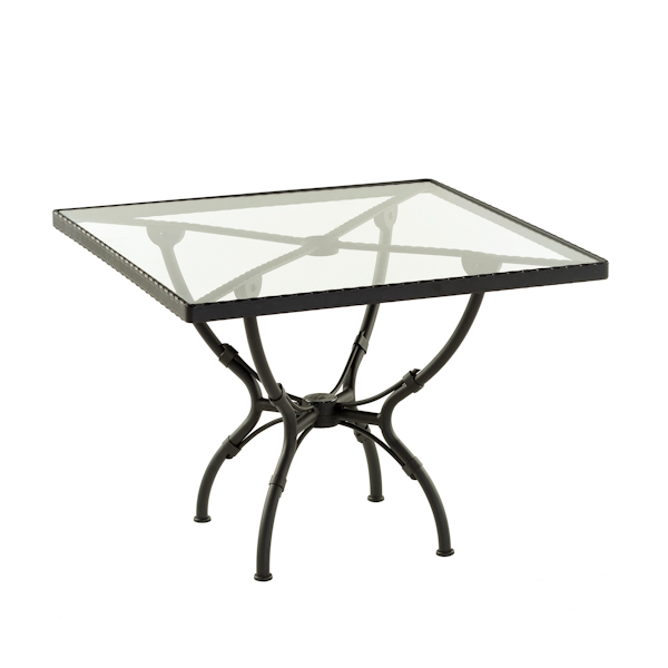 Table repas carree kross sifas sun mobilier - Table repas carree ...