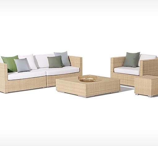 Module Droit Lounge Sun Mobilier