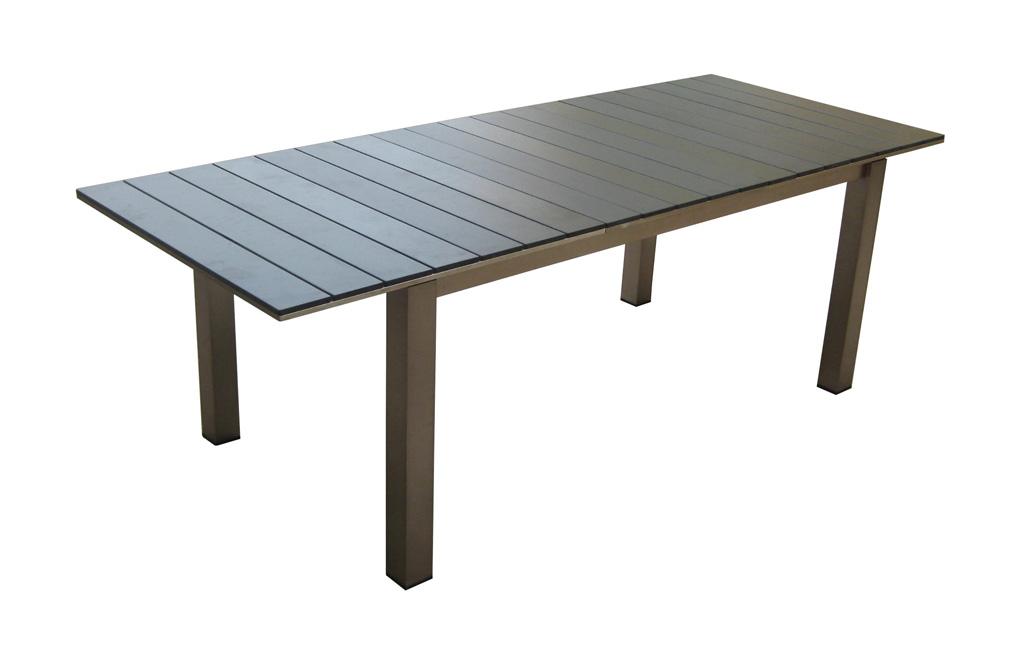 table genes oc o sun mobilier. Black Bedroom Furniture Sets. Home Design Ideas