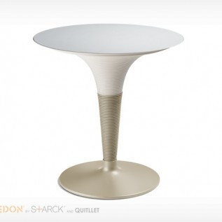 Table bistro ronde PLAY Dedon 2