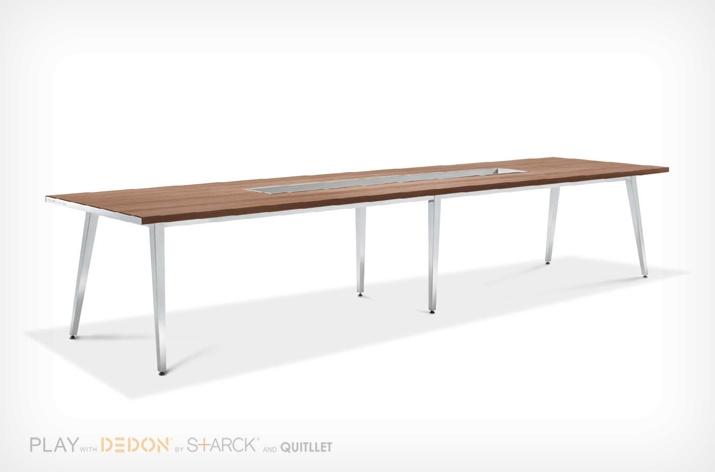 table play dedon xxl 2 sun mobilier. Black Bedroom Furniture Sets. Home Design Ideas