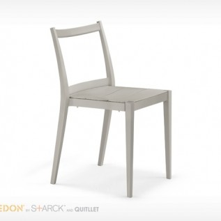 Chaise Play Dedon gris