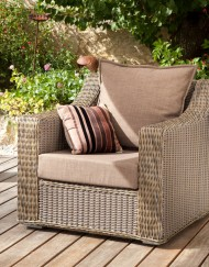 Housse fauteuil sofa Provence OCEO