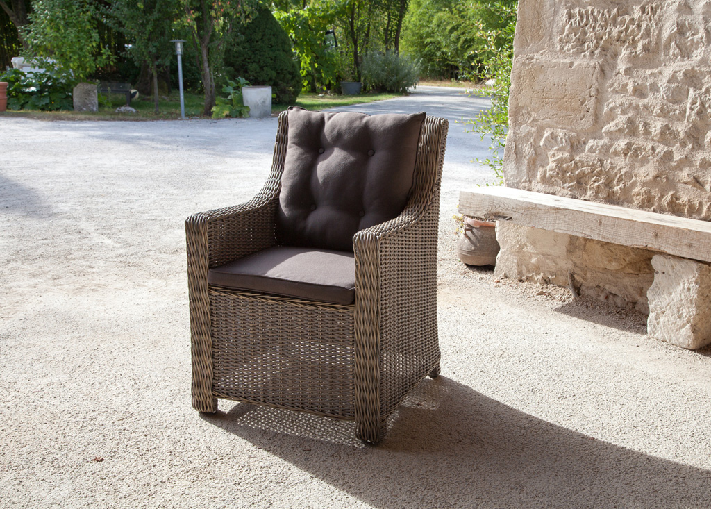 Fauteuil dining Provence OCEO