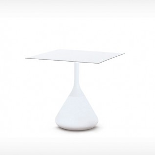 Table d'appoint carrée SATELLITE Dedon