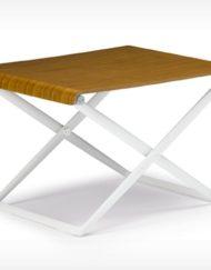 TABLE D'APPOINT SEAX DEDON blanc