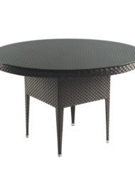 TABLE REPAS RONDE TRANSATLANTIK SIFAS
