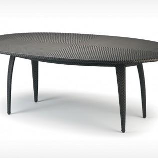 TABLE OVALE TANGO DEDON
