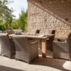 Fauteuil dining Provence OCEO situation