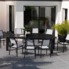 Table Florence OCEO black situation