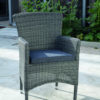 Galette fauteuil Lagune OCEO