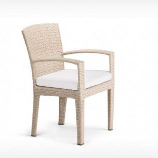 Chaise PANAMA DEDON beige