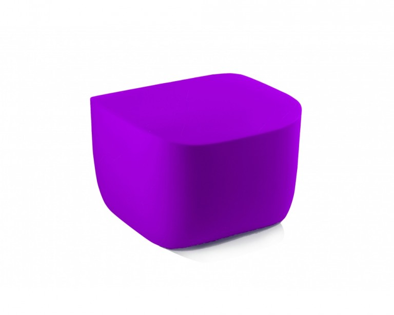 pouf-table TRANSLATION Qui est Paul violet