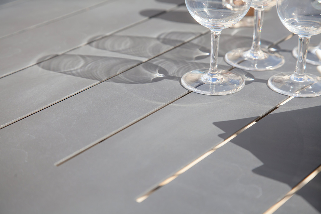 Table Barcelona Grey OCEO