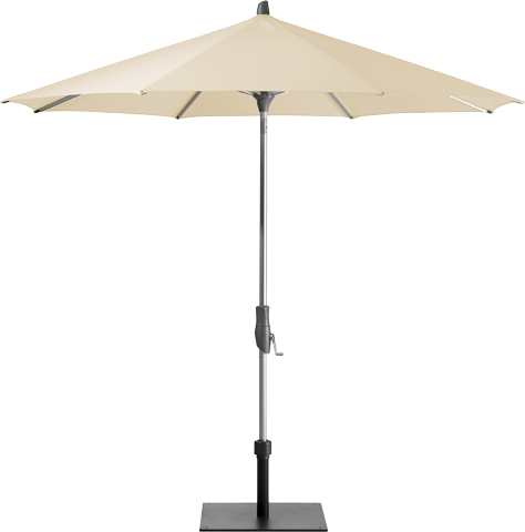 parasol alu twist glatz sun mobilier. Black Bedroom Furniture Sets. Home Design Ideas