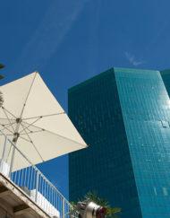 Parasol Fortello Glatz situation