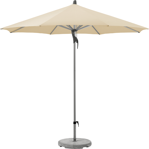 parasol fortino glatz sun mobilier. Black Bedroom Furniture Sets. Home Design Ideas