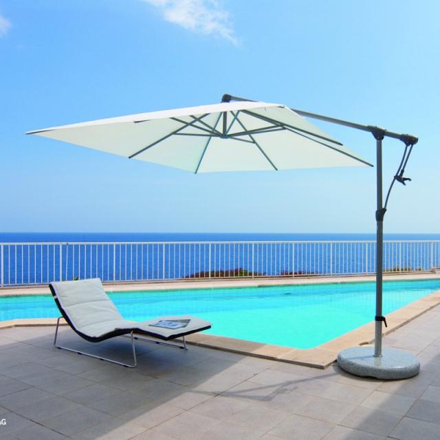 parasol sunwing c glatz sun mobilier. Black Bedroom Furniture Sets. Home Design Ideas
