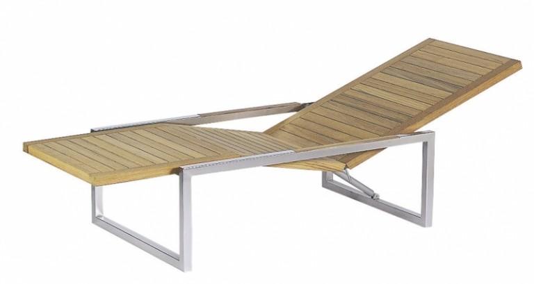 Chaise longue NINIX Royal Botania bois