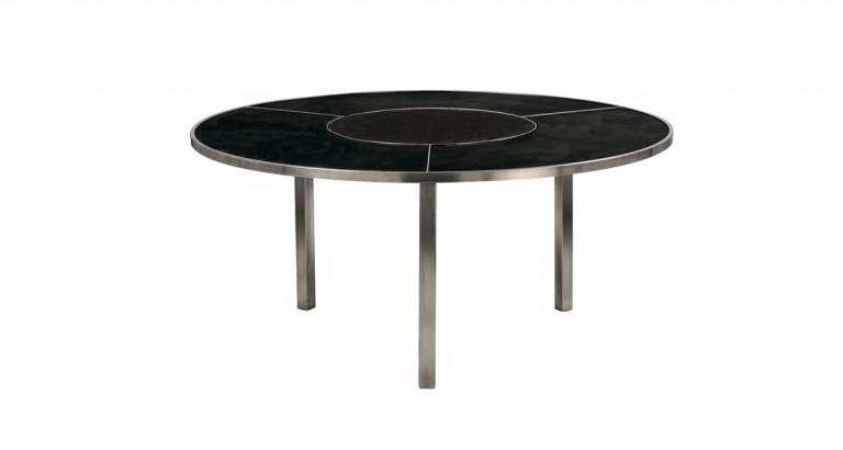 Table O-ZON Royal Botania noire