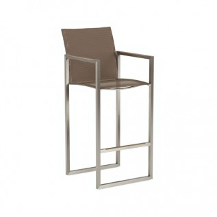 Tabouret de bar NINIX Royal Botania marron